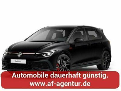 gebraucht VW Golf 2.0 TSI OPF DSG GTI Clubsport NAVI-LED-19 ZOLL
