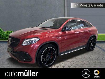 gebraucht Mercedes GLE63 AMG AMG S 4M Harman+Sitzklima+Drivers P.