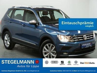 gebraucht VW Tiguan Allspace Comfortline 2.0 TDI 4M DSG Stand