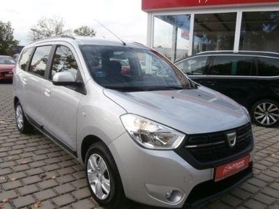 gebraucht Dacia Lodgy Comfort 1.6 SCe 100 7-Sitzer Navi Klima SHZ Temp AUX USB