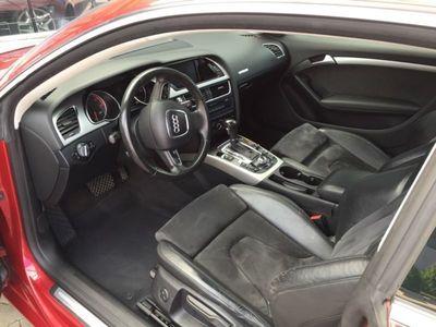 gebraucht Audi A5 2.7 TDI DPF multitronic Scheckheft gepflegt!!