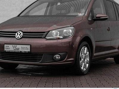 gebraucht VW Touran CUP 1.6 TDI 6-Gang NAVI/PARKASSIST