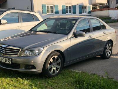 gebraucht Mercedes C200 CDI DPF