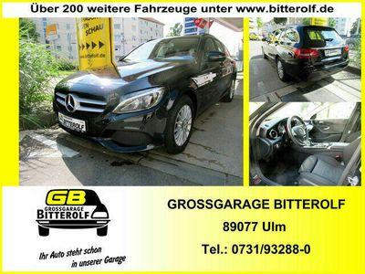 gebraucht Mercedes 220 CT Blue Tec /Navi/LED/SHZ/Parktr/