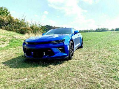 gebraucht Chevrolet Camaro SS Coupe 6.2 V8 Aut. - TOP gepflegt