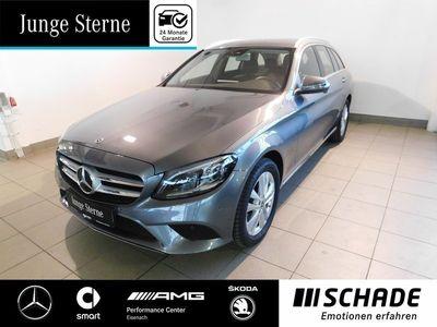 gebraucht Mercedes C200 T 4M Avantgarde Assistent-P.*LED*Standhzg. Autom.