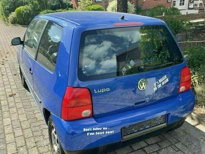 gebraucht VW Lupo Verkaufe einen kleine