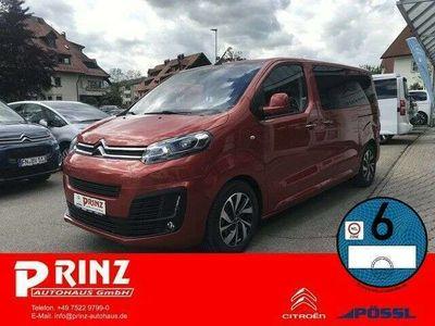 gebraucht Citroën Spacetourer e-Spacetourer M (75 kWh) Shine *Vollausstattung*