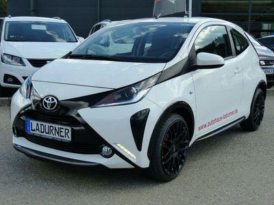 gebraucht Toyota Aygo MUSKETIER*RÜCKFAHRKAMERA*