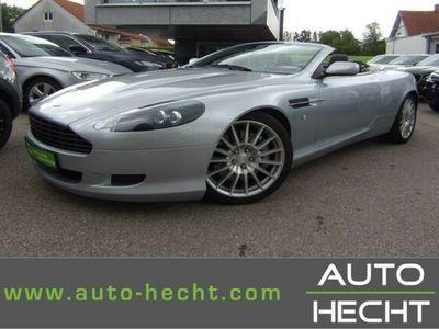gebraucht Aston Martin DB9 Volante 6,0 V12 19 Zoll, Navi, PDC, wenig KM