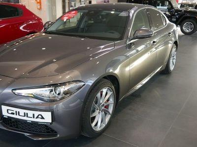 gebraucht Alfa Romeo Giulia 2.0 Turbo 16V Super ATM NAVI KAMERA SHZ