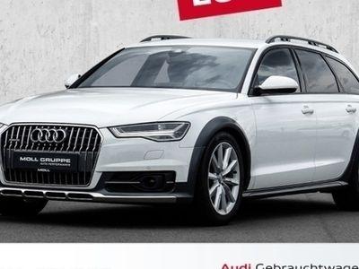 gebraucht Audi A6 Avant allroad Quattro 3.0 TDI Matrix DCC NAVI STANDHZG LED ALU PDC SHZ TEMPOMAT