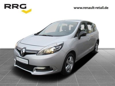 gebraucht Renault Grand Scénic Grand ScenicLIMITED dCi 110 Klimaanlage, Blueto