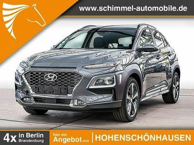 gebraucht Hyundai Kona KONA 1.6 T-GDi DCT 4 WD Premium Klima Navi - N41507