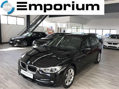 gebraucht BMW 318 d Touring SPORT-LINE/LED/NAVI/KEYGO