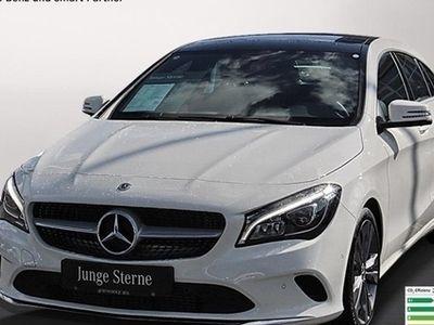 gebraucht Mercedes CLA250 Shooting Brake Urban+Pano.-Dach+LED+Navi