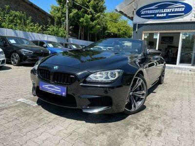 gebraucht BMW M6 Cabriolet DKG M-Drivers-Package Rear-Kamera
