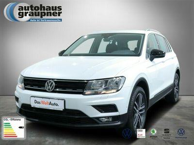 gebraucht VW Tiguan 2.0 TDI 4MOTION AHK STANDHEIZUNG