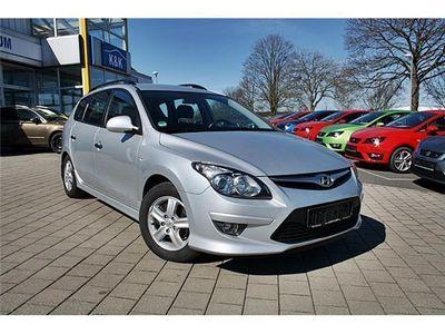 gebraucht Hyundai i30 cw 1.4, Klima, Alu, NSW, AHK, Autogas