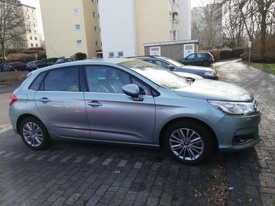 gebraucht Citroën C4 e-HDi 110 EGS6 Stop/Start System Exclusive