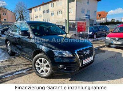gebraucht Audi Q5 2.0 TFSI quattro 2-Hand S.Heft Navi Tüv 09.22 als SUV/Geländewagen/Pickup in Hanau