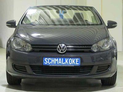 gebraucht VW Golf Cabriolet VI TDI1.6 Climatronic