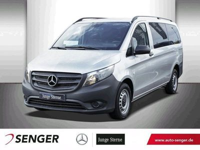 used Mercedes Vito 116 Tourer Pro, Lang, Automatik, 9-Sitzer