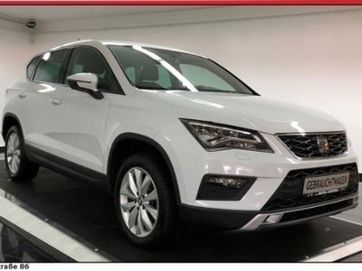 käytetty Seat Ateca Style 4Drive 2.0 TDI SOFORT LIEFERBAR !