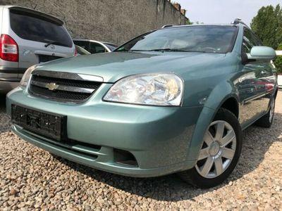 gebraucht Chevrolet Nubira 1.6 SE-ALU-KLIMA-1.HAND-106TKM