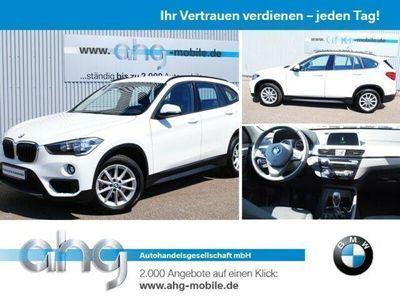 gebraucht BMW X1 sDrive18d Advantage Klimaaut. AHK PDC RFT