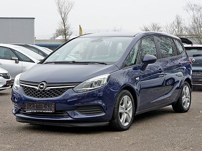 gebraucht Opel Zafira Edition 2.0 CDTI Navi Fernlichtass. PDCv+h LED-Tag