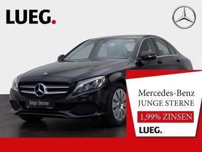 gebraucht Mercedes C350e Avantgarde+LED+Kamera+Navi+Airmatic+PDC