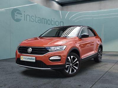 gebraucht VW T-Roc T-Roc1.5 TSI IQ.DRIVE | AHK | ACC | SITZH. |