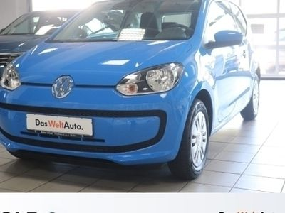 gebraucht VW up! move 1.0 RDC Klima Temp PDC CD AUX MP3 ESP S
