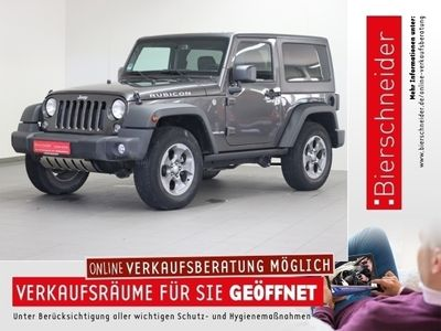 gebraucht Jeep Wrangler JK Rubicon NAVI SHZ TEMPOMAT