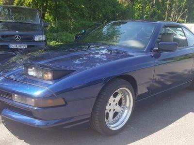 1 4 Gebraucht BMW 850 Ci Vollausstattung Viele Neuteile BRD