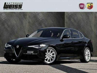 gebraucht Alfa Romeo Giulia 2.0 Turbo 16V 200PS AT8 Super