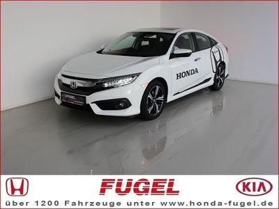 gebraucht Honda Civic 1.5i-VTEC Executive CVT Navi|LED|GD|Temp.