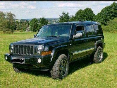 gebraucht Jeep Commander 5.7 Hemi