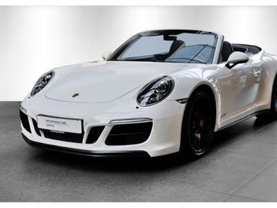 gebraucht Porsche 991 GTS Cabrio PDK SpAbgas BOSE RKamera SWA Tempostat