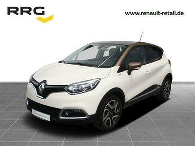gebraucht Renault Captur ELYSEE TCe 120 EDC Klimaautomatik