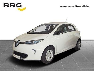 gebraucht Renault Zoe LIFE Miet-Batterie 22 kWh Automatik, Klimaau