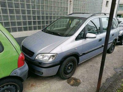 gebraucht Opel Zafira 1,8 Liter 115PS