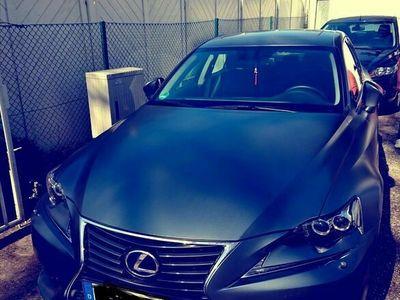 gebraucht Lexus IS300h Luxury Line Hybrid Elektro als Limousine in Spandau