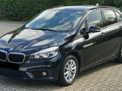 gebraucht BMW 216 Baureihe 2 Active Tourer d Advantage als Limousine in Ludwigshafen am Rhein
