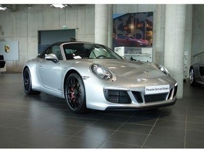 gebraucht Porsche 911 Carrera 4 Cabriolet Porsche 991 911 Carrera 4 GTS / Rückfahrkam. BT Bose Navi Tel.-Vorb.