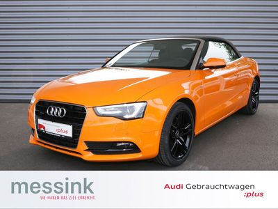 gebraucht Audi A5 Cabriolet 3.0 TDI quattro*S-line*Navi*Tempomat* Xenon