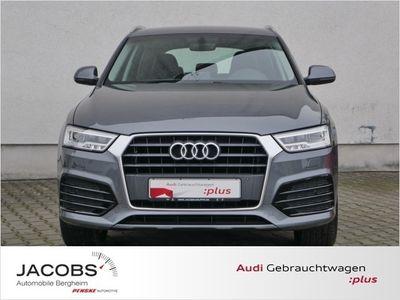 gebraucht Audi Q3 2.0 TDI EU6 sport AHK,Navi,Sitzh.,LED,GRA,PDC