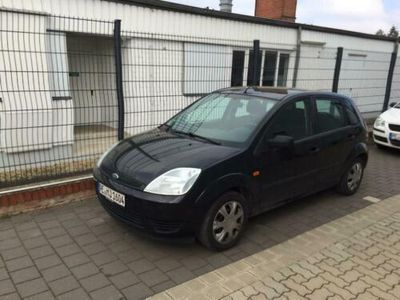 used Ford Fiesta 1.3