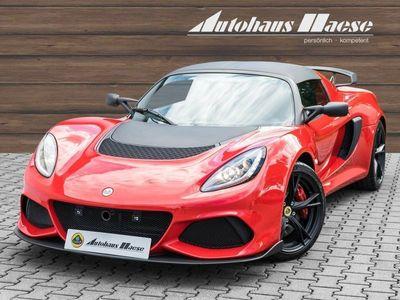 gebraucht Lotus Exige Sport 350 SOLID RED by HAESE